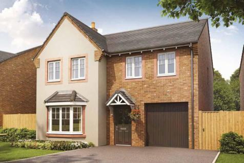 Plot 138, The Haddenham, Meadowbrook, Durranhill, Carlisle, CA1. 4 bedroom detached house for sale
