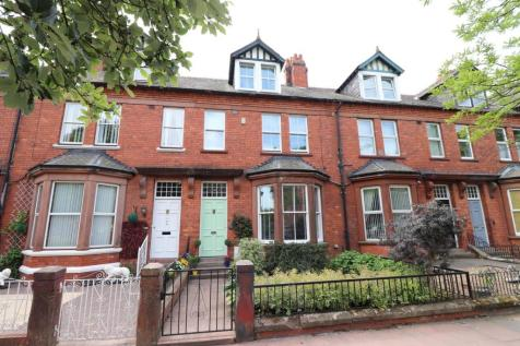 Warwick Road, Carlisle, CA1. 6 bedroom town house for sale