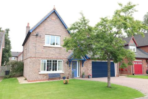 Parkland Avenue, Carlisle, CA1. 4 bedroom detached house for sale