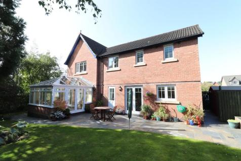 Cherry Lane, Parkland Village, Carlisle, CA1. 4 bedroom detached house for sale