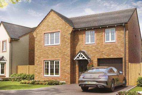 Plot 89, The Eynsham, Meadowbrook, Durranhill Road, Carlisle, CA1. 4 bedroom detached house for sale
