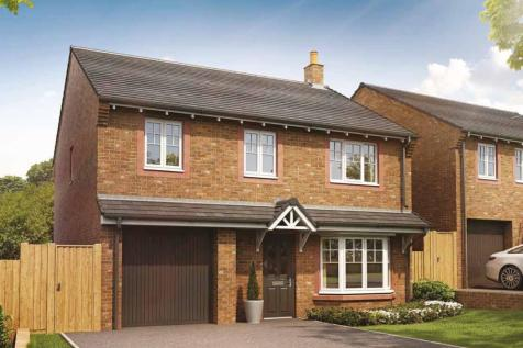 Plot 92, The Downham, Meadowbrook, Durranhill Road, Carlisle, CA1. 4 bedroom detached house for sale