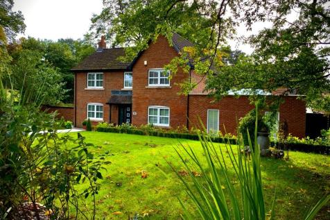 Cumwhinton Drive, Parkland Village, Carlisle, CA1. 5 bedroom detached house for sale