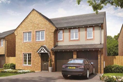 Plot 8, The Lavenham, Meadowbrook, Durranhill, Carlisle, CA1. 5 bedroom detached house for sale