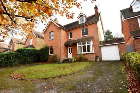 13 Westerham Road, Bessels Green, SEVENOAKS, Kent. 6 bedroom detached house for sale