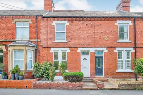 Tilbury Road, Carlisle, CA1. 3 bedroom terraced house