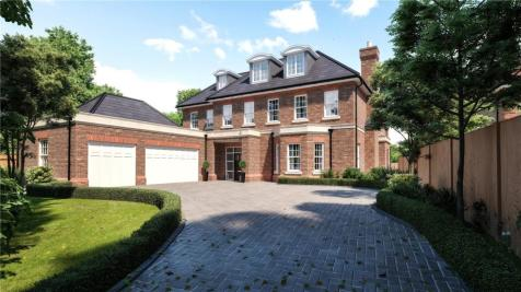 Eaton Park Road, Cobham, Surrey, KT11. 6 bedroom detached house