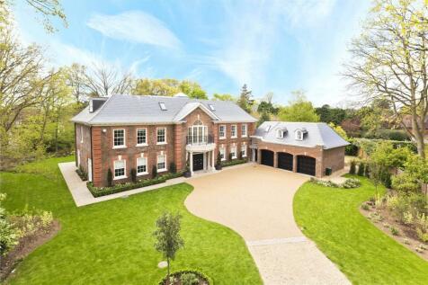 Oxshott Rise, Cobham, Surrey, KT11. 6 bedroom detached house for sale