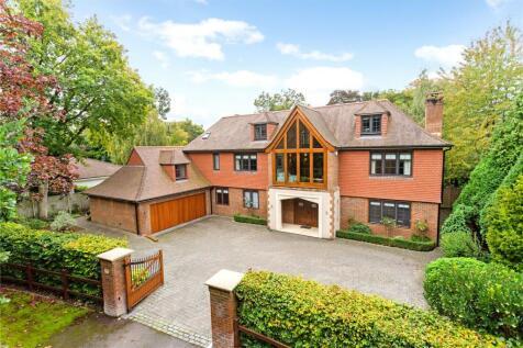 Fairbourne, Cobham, Surrey, KT11. 6 bedroom detached house for sale