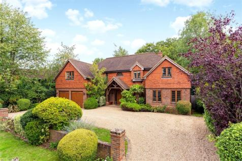 Leigh Place, Cobham, Surrey, KT11. 6 bedroom detached house for sale
