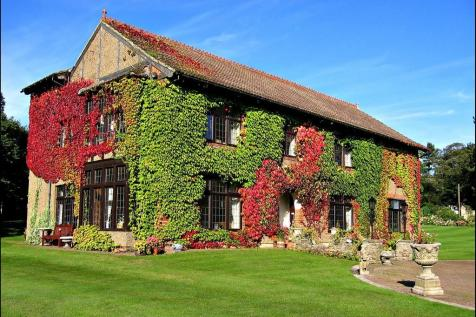 Eshwood Hall, Durham, County Durham property