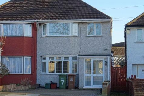 Chester Road, Sidcup. 3 bedroom semi-detached house