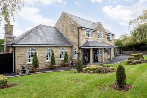 Wigton Lane, Alwoodley, LS17. 9 bedroom detached house for sale