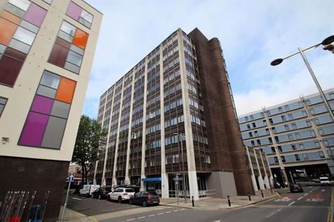 Enterprise House, Portsmouth. 2 bedroom apartment