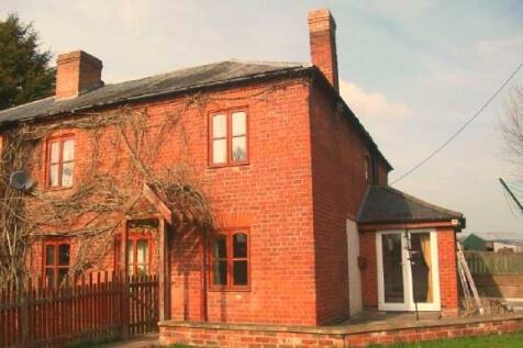 Preston Wynne, Hereford. 2 bedroom semi-detached house
