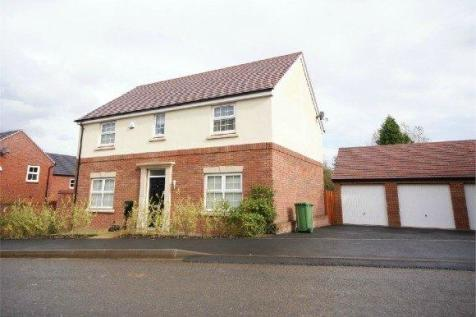 Red Norman Rise, The Furlongs, Hereford. 4 bedroom detached house
