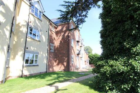 Cedar Court, Folly Lane, Hereford. 2 bedroom apartment