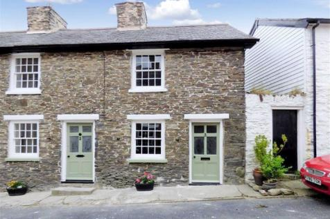 Llansilin, Oswestry, Mid Wales - Terraced / 1 bedroom terraced house for sale / £84,000