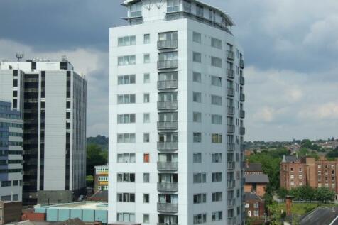 Cranbrook House Cranbrook Street, Nottingham, NG1. 2 bedroom flat