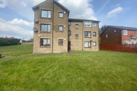 Springholm Drive, Airdrie, Lanarkshire, ML6. 1 bedroom flat