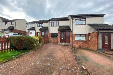 Glenavon Drive, Airdrie, Lanarkshire, ML6. 2 bedroom terraced house