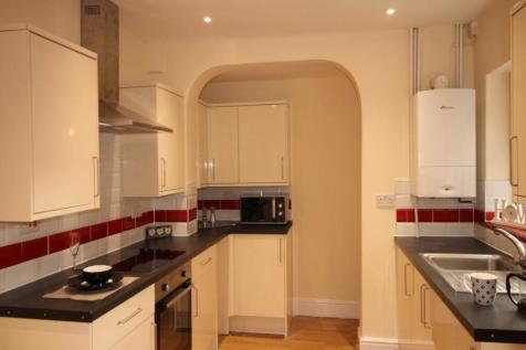 Crosby Street, Derby,. 4 bedroom house share