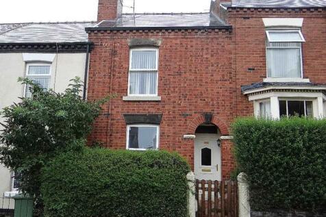 New Queen Street, Chesterfield. 2 bedroom house