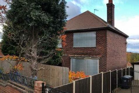 Skinner Street, Worksop. 3 bedroom detached house for sale