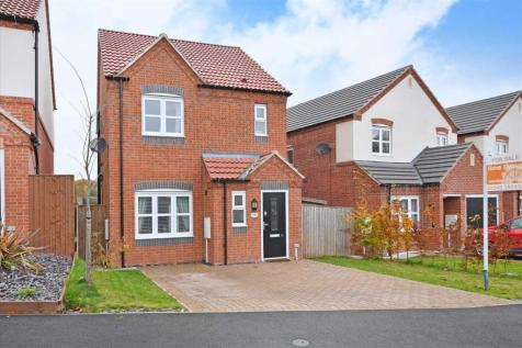 Ringwood Meadows, Chesterfield. 3 bedroom detached house for sale