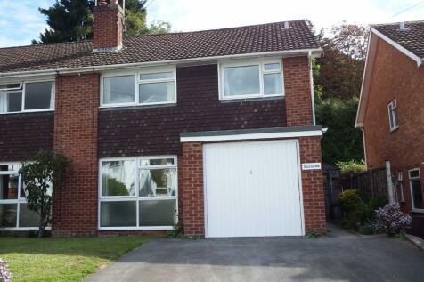 Torbank, Copt Elm Road, Charlton Kings, Cheltenham, GL53. 4 bedroom semi-detached house