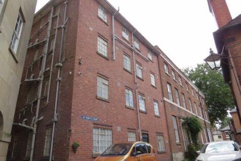 11 St. Marys Court, Shrewsbury. Studio flat