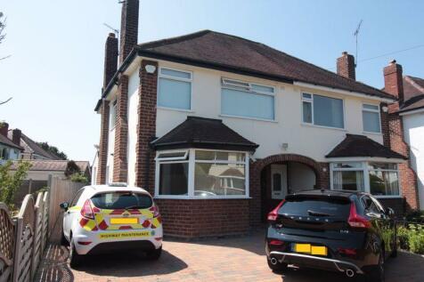 Sundorne Avenue, Shrewsbury, SY1 4JL. 3 bedroom semi-detached house