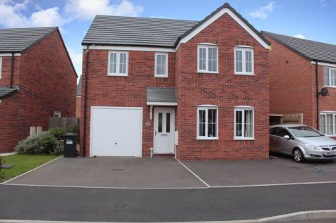 Broadhead Drive, Archery Fields, Shrewsbury, SY1 4FB. 4 bedroom detached house