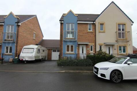 Rapide Way, Haywood Village, Weston-super-Mare. 3 bedroom house