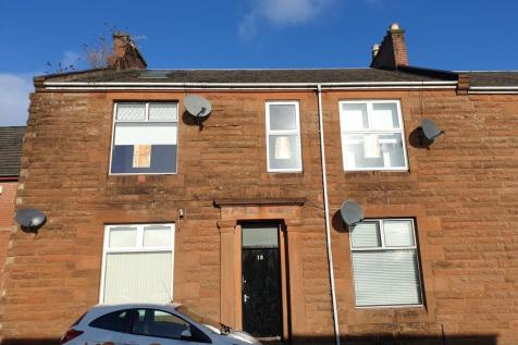 Flat 1/1, 18 East Netherton Street, Kilmarnock, KA1 4AX. 2 bedroom flat