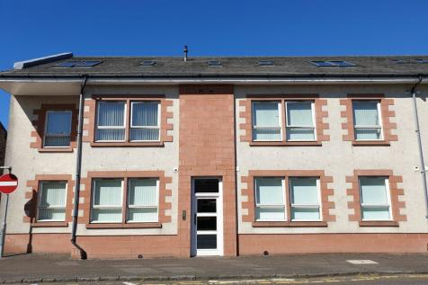 12 A NEW MILL ROAD, KILMARNOCK, KA1 4AD. 2 bedroom flat