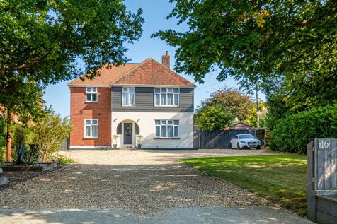 Fishbourne Lane, Fishbourne. 5 bedroom detached house for sale
