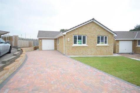 Ty Isaf, Caerphilly. 3 bedroom detached bungalow