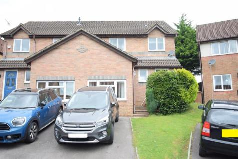 Pant Llygodfa, Caerphilly. 3 bedroom semi-detached house
