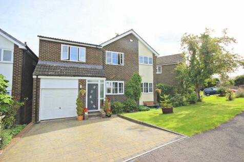 Heathways, High Shincliffe, Durham. 5 bedroom detached house