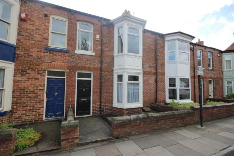 Church Street Villas, Durham. 4 bedroom terraced house