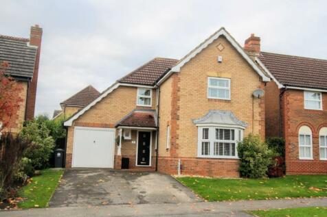 Hamilton Drive, Darlington. 4 bedroom detached house for sale