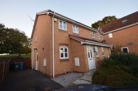 College Fields, Wrexham, Wrexham. 2 bedroom house