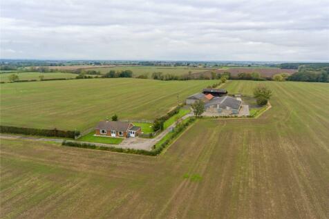 Low Field Farm, Appleton Wiske, Northallerton, DL6. Land for sale