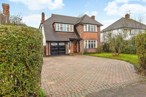 Malden Road, New Malden, KT3. 5 bedroom detached house for sale