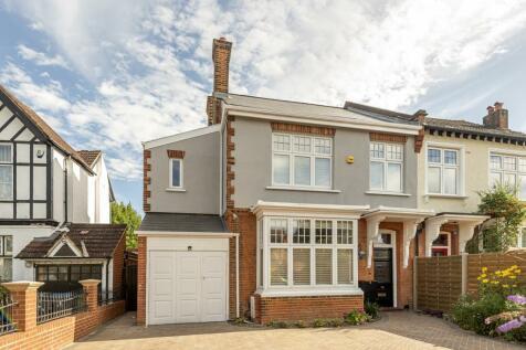 Thetford Road, New Malden, KT3. 5 bedroom semi-detached house