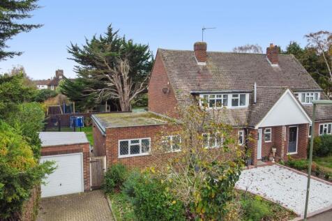Thrupps Lane, Hersham, Walton-On-Thames, KT12. 3 bedroom semi-detached house for sale