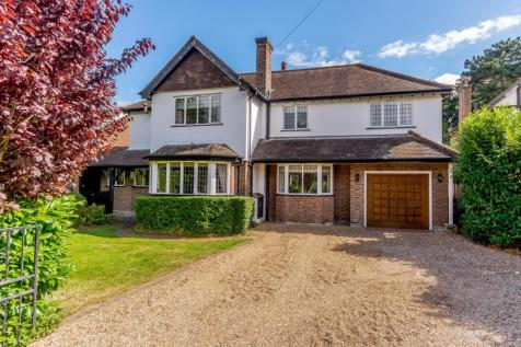 Midway, Walton-On-Thames, KT12. 5 bedroom detached house for sale