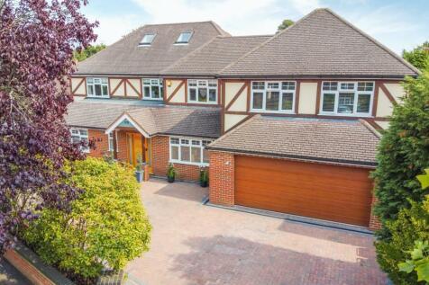 Woodside Ave, Walton-on-Thames, KT12. 6 bedroom detached house for sale