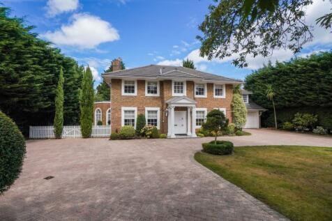 Cranley Road, Burwood Park, Walton, KT12. 5 bedroom detached house for sale